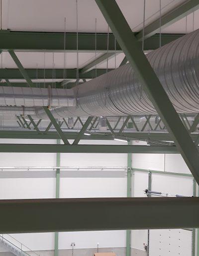 Ilmastointijärjestelmän asennuksen Pirkanmaalla toteuttaa LVI-HEVI.